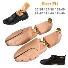 1 пара, высококачественные регулируемые; Дерево Держатели для голенищ обуви, деревянная обувь, подрамники для дерева, формирователь, против морщин, EU 35-46/US 5-12/UK 3-11,5