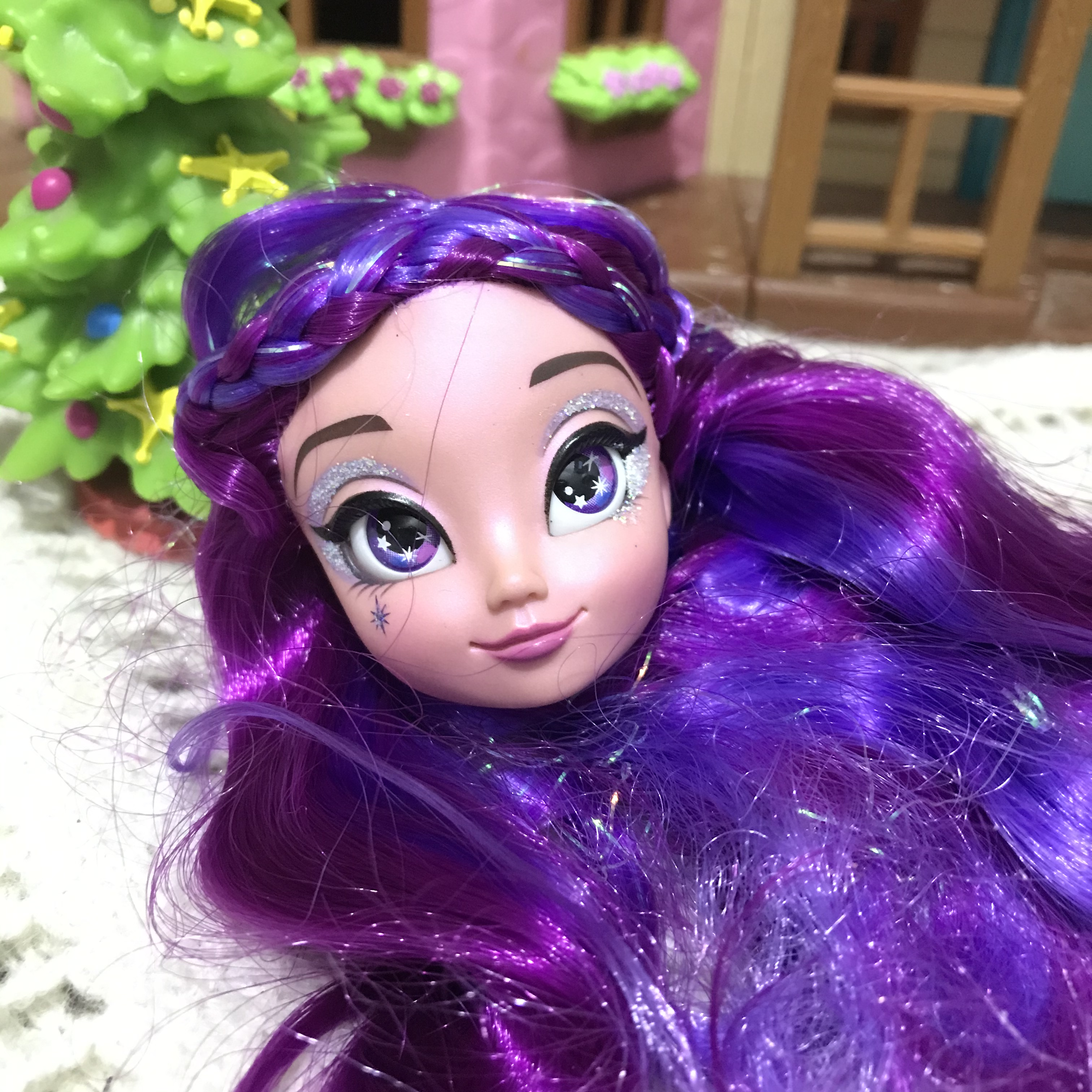 Original Star Darlings  Princess Toys Beauty DOLL American Monster Doll 1/6 BJD