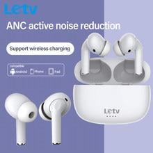 Letv Ears pro TWS słuchawki bluetooth ANC słuchawki z redukcją hałasu Bluetooth 5.0 sterowanie dotykowe bezprzewodowe słuchawki do ładowania z