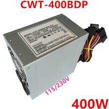 New PSU For CWT 400W Power Supply CWT-400BDP(China)