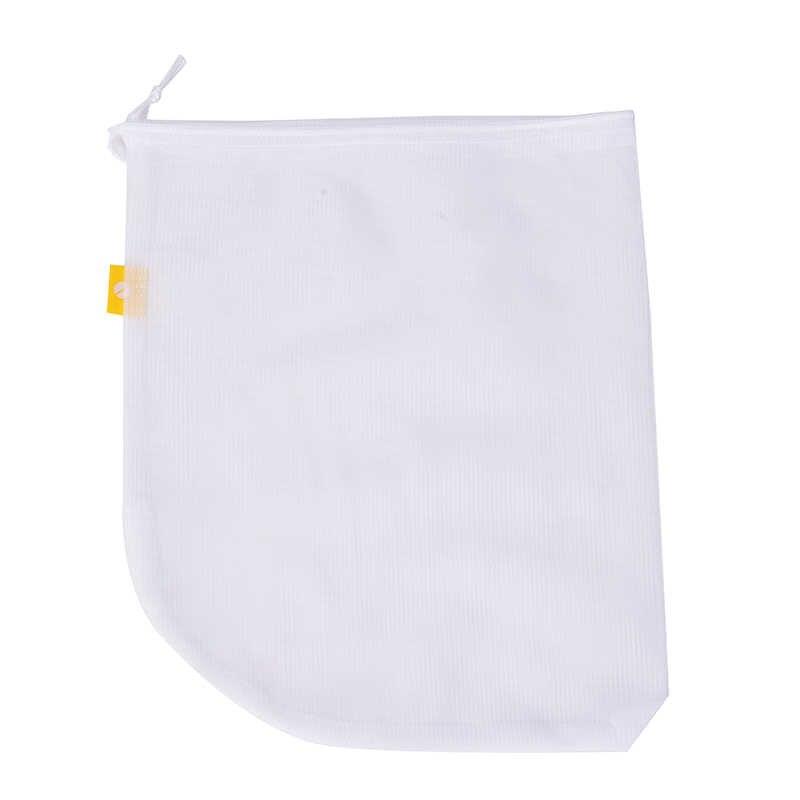 5pcs 30*36CM Mesh Cloth Bundle Pocket Green Fruit and Vegetable Mesh Storage Bag Home Kitchen Eco-friendly Storage Bag