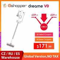 2019 Xiaomi Dreame V9 aspirateur à main sans fil bâton aspirateurs 20000Pa voiture de Xiaomi Youpin