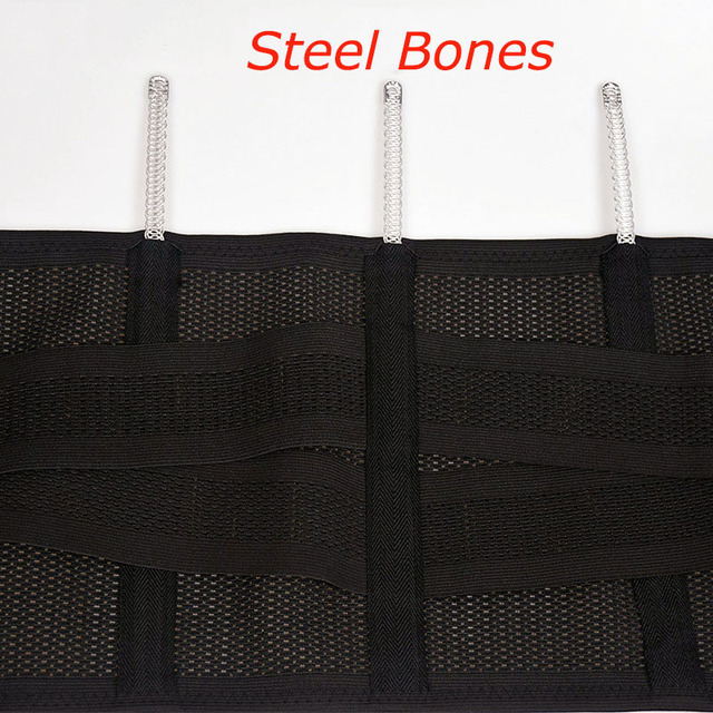 New Men Slimming  Corset Belt Shapewear Sweat Body Shaper Mens faja hombre Waist Trainer Fat Burning Premium Waist Trimmer Belt 5