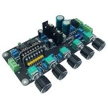 קדם מגבר טון לוח UPC4570C OP AMP סטריאו נפח מגביר טון שליטה סופר
