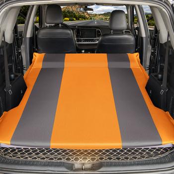 Materac samochodowy SUV nadmuchiwany materac dla dorosłych dziecko dziecko podróż samochodem uniwersalny Auto tylne siedzenie Sofa poduszka na zewnątrz Campi tanie i dobre opinie NoEnName_Null CN (pochodzenie)