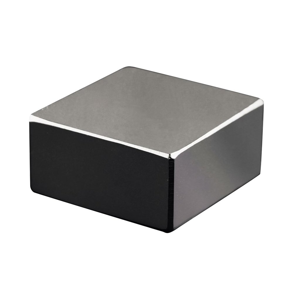 Super Powerful Strong N52 35x35x16mm Rare Earth Block NdFeB <font><b>Magnet</b></font> Neodymium N40 N52 D40-<font><b>50mm</b></font> <font><b>Magnets</b></font> image