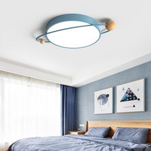 Led Ceiling Light Dimmable Planet Surface Mounted Ceiling Lights For bedroom Creative