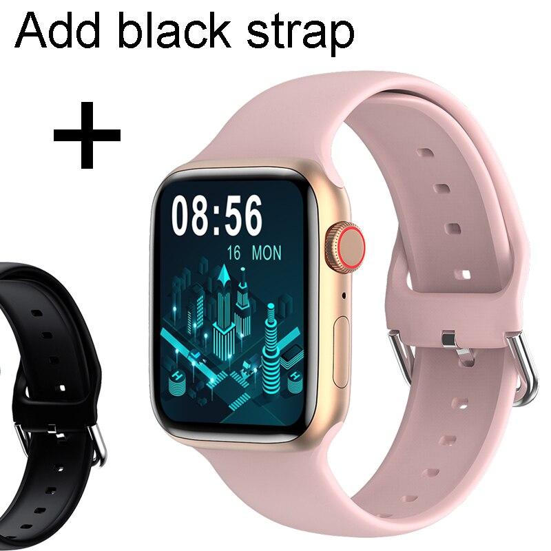 Pink add black