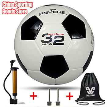 Asian Cup, black and white football, PU leather, children's training ball, standard size 7, high quality, football afc asian cup 2019 yemen iraq