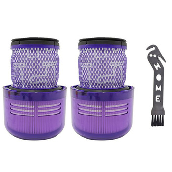 Vacuum Filter Replacement for Dyson V11 Sv14 Rear Part Cleaner Parts Hepa Set 2 Pcs