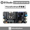 Макетная плата для программирования микропитона: Pyboard/STM32/Встроенный одночип  Обучающий набор для экспериментов