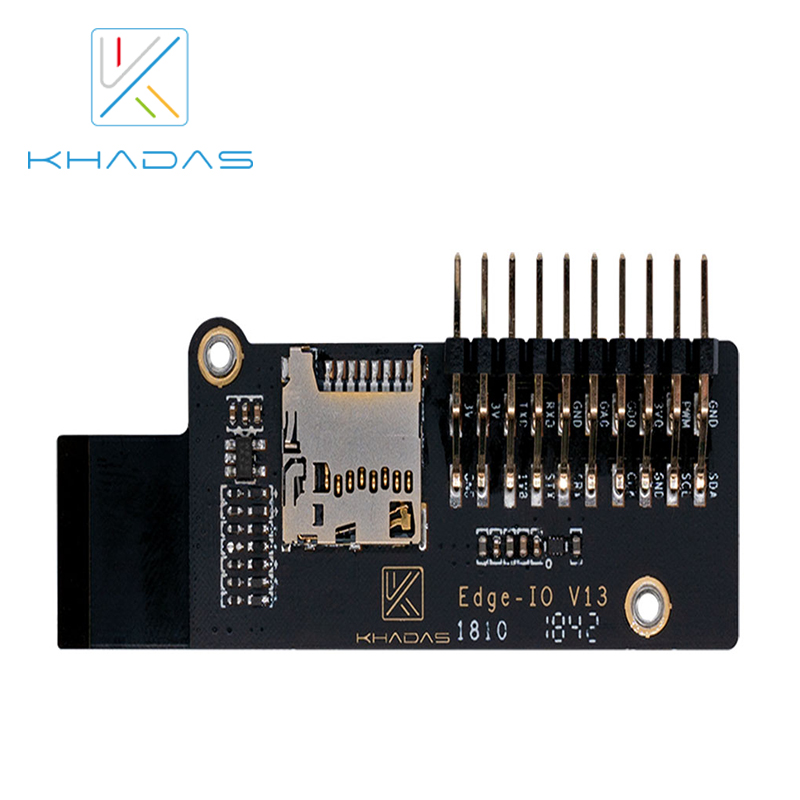 Khadas Edge-IO GPIO Break-out Board For The Edge SBC