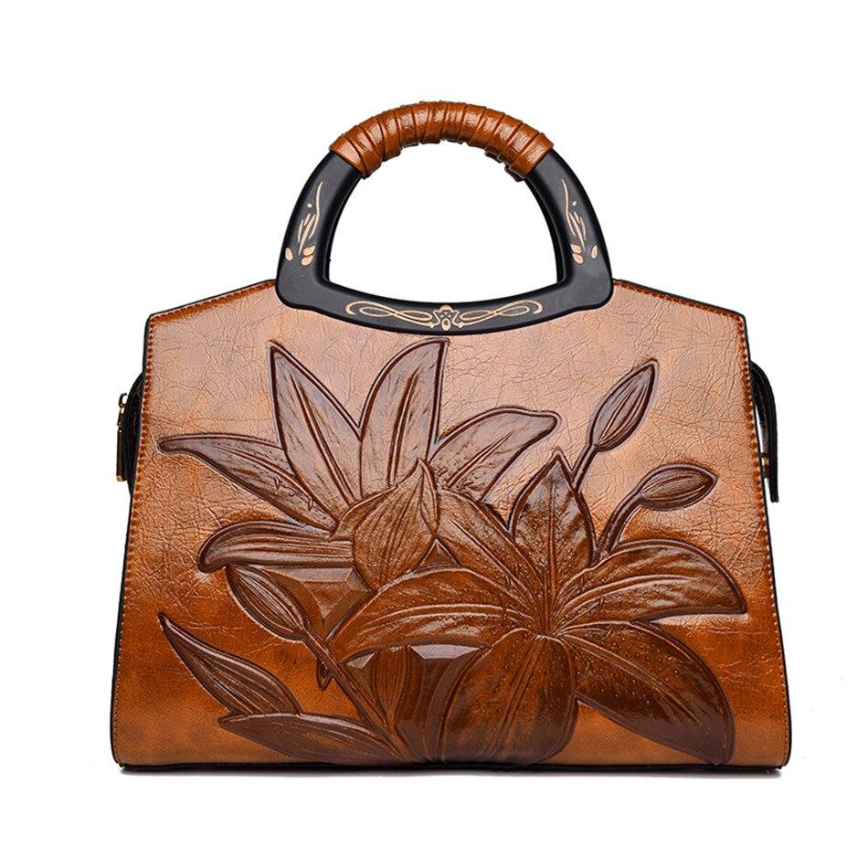 ombro mensageiro sacos bolsas florais alta qualidade