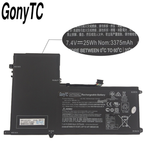 Image 3 - AT02XL Original Battery For HP ElitePad 900 G1 Table HSTNN C75C HSTNN IB3U 7.4V Laptop 3375Mah 25Wh 685368 1B1 Table Battery