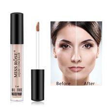 1pcs Liquid Concealer Makeup Concealer Long Lasting Pore Makeup Moisturizing Face Foundation Liquid Acne Contour Cover 7ml/ Y6Z9 o two o foundation liquid concealer cream waterproof full coverage concealer long lasting face scars acne moisturizing makeup
