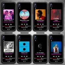 Music Player Do Telefone Caso Para Vivo Y91c Y17 Y51 Y67 Y55 Y7s Y81 Y19 Y97 Y93 V17 vivo s5