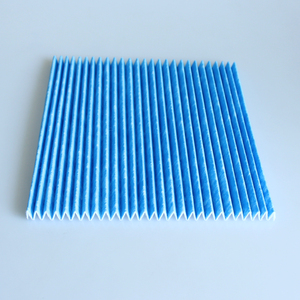 Image 2 - 5 pièces/lot purificateur dair pièces filtre pour DaiKin MC70KMV2 série MCK75JVM K MC 70 LVM MC709MV2 purificateur dair filtres