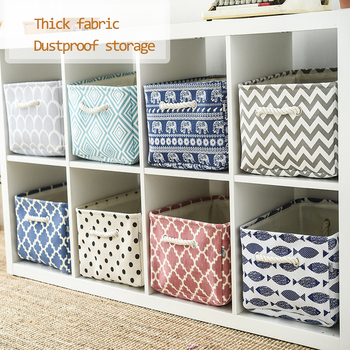 Toy basket toy bag Storage baskets of article Dirty laundry basket Clothing  Boxes for  Basket for toys Storage  box organizer nordic style jute cloth storage baskets toy basket desktop basket boxes for storage linen books magazines sundries organizer box