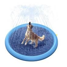 Открытый спрей подушка для воды Дети Лето играть коврик Воды