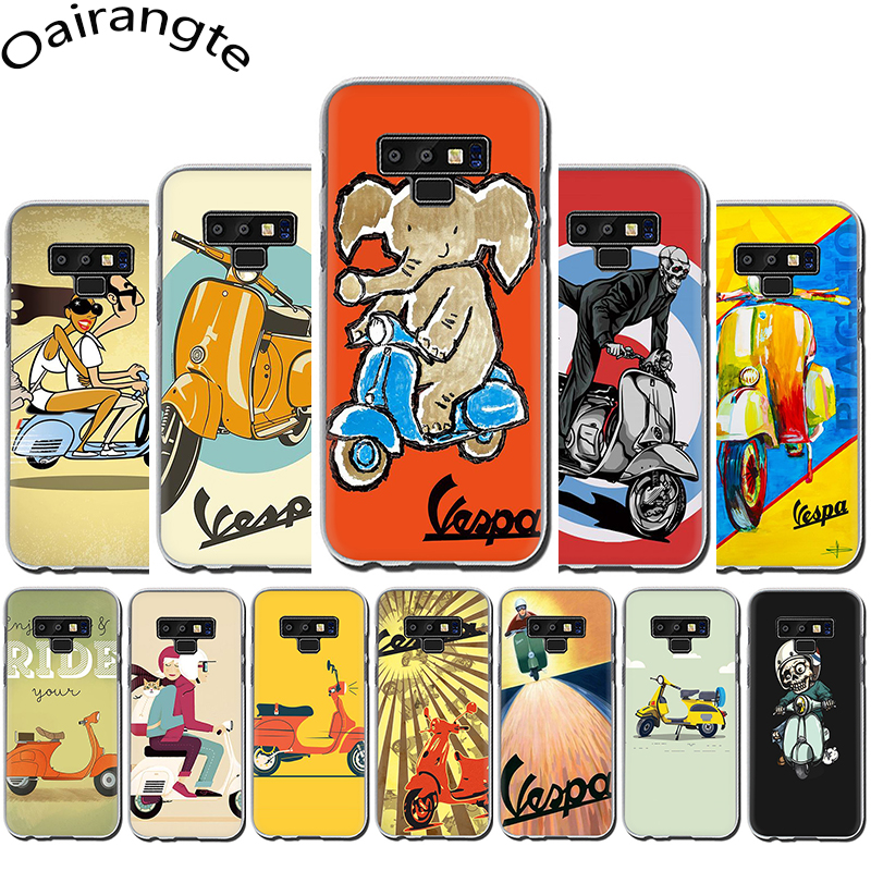 Or you take a note model Hard phone cover case for Samsung Galaxy A3 A5 A6 A8 Plus A7 A9 A10 A30 A40 A50 A70