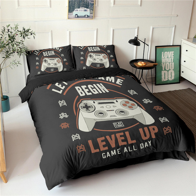 Gamepad Bedding Sets For Gamers 2