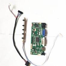 LTM184HL01-C01/M01 WLED LVDS 40-Pin 1920*1080 LCD panel de ordenador portátil Compatible con HDMI DVI VGA M NT68676 Placa de controlador