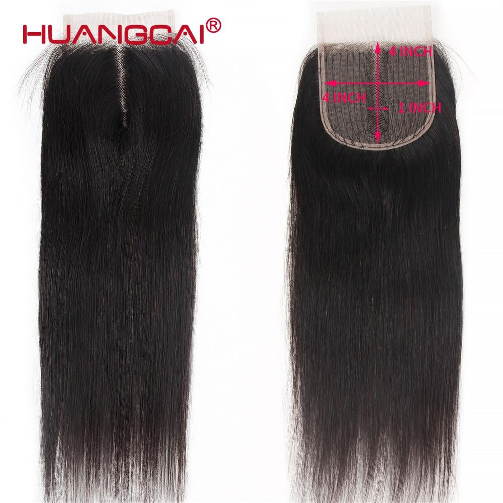 Brazilian Lace Closure Straight Human hair  3