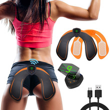 EMS Hip Trainer ABS Stimulator Buttocks Training With LCD Display USB Rechargeable Butt Lifting Body Shaping Slimming Machine