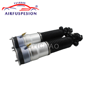 Image 4 - 1 pair Rear Air Suspension Shock Absorber Strut For BMW F01 F02 E35 F04 Air Spring Strut 37126796929 37126796930 37126791675