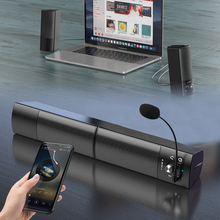 مكبرات صوت للكمبيوتر قابلة للفصل ، صندوق موسيقى بلوتوث ، صوت محيطي ، مضخم صوت للكمبيوتر الشخصي والكمبيوتر المحمول ، مكبر صوت متعدد الوسائط