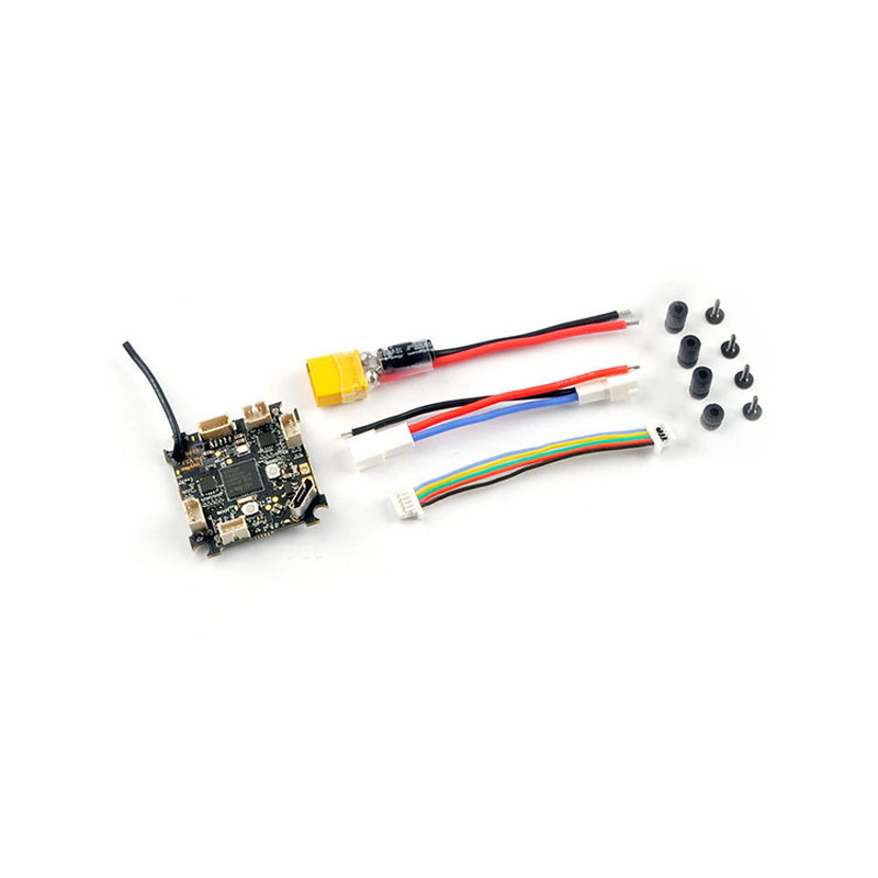 Happymodel Crazybee F4 Pro V2.1 Flight Controller W/ 5A ESC & Compatible DS M2/X Flysky RX For Sailfly-X FPV Racing Drone