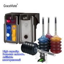 PG 545 CL 546 Cartucho de Tinta Recarregáveis Compatível para Canon MG2400 MG2450 MG2500 MG2550 MG2580 MG2950 IP2850 MX495 MG3050 TS3151