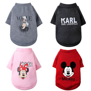 Hoodies Coat Outfit Puppy Pet-Dog-Jacket Christmas-Clothing Dogs Warm Small Winter Yorkshire