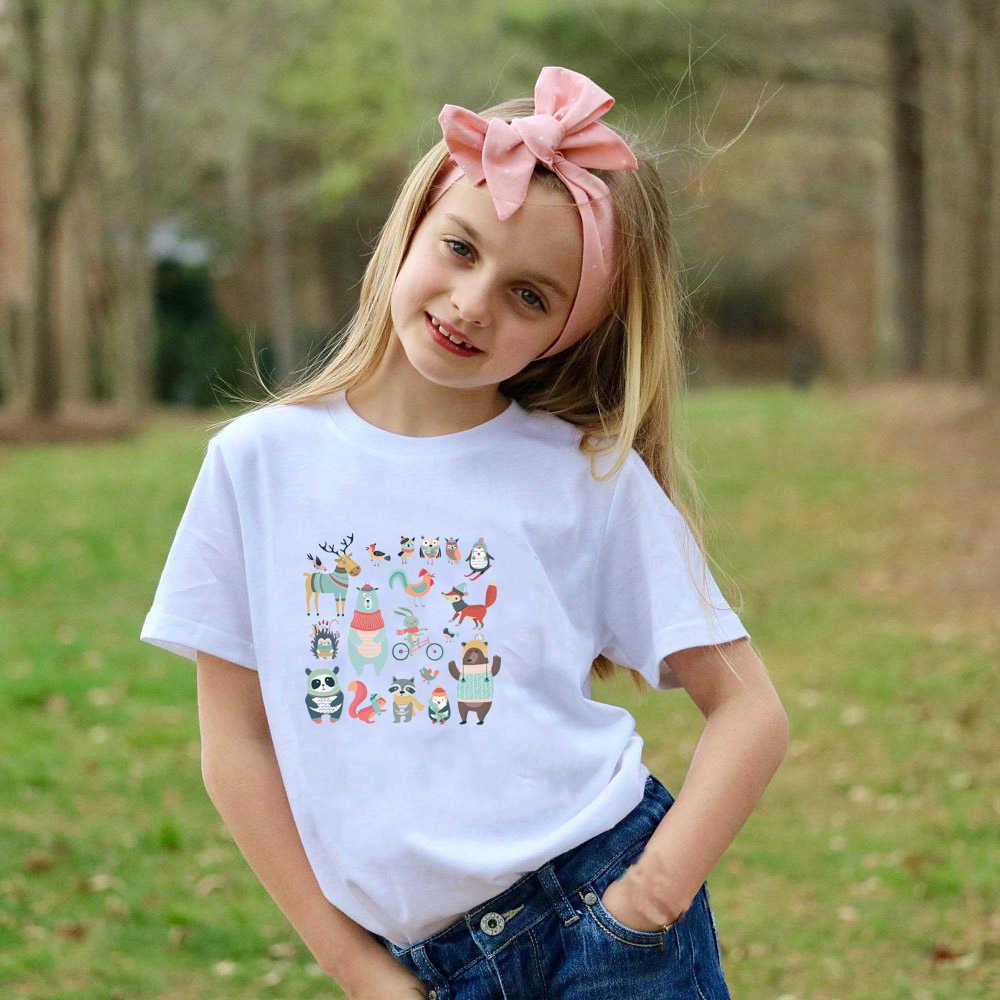 สัตว์น่ารักเหล็กบน HEAT Transfer Patches สำหรับเสื้อผ้าเด็ก DIY ลายผีเสื้อ Applique เด็กเสื้อยืดที่กำหนดเอง