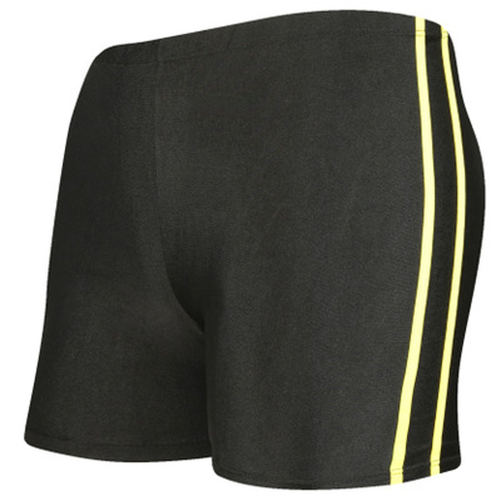 Shorts Swimwear Trunks Beach-Pants Quick-Drying Seobenn Men's Board Elastic 0f-