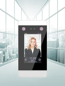 Touch-Screen System Access-Control-Device Face-Recognition Hd-Camera Support Dynamic