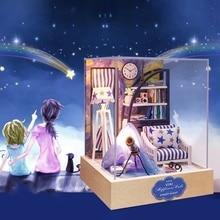 Dollhouse-Kit Furniture Wooden Mini New Ce