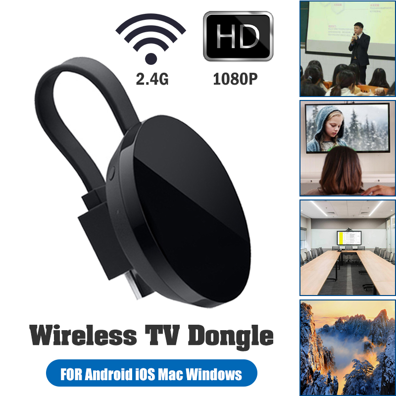 For DLNA For Netflex Miracast TV Stick Wireless Dongle For Andriod For Google Home For Chromecast For Hdmi Wifi For Cromecast