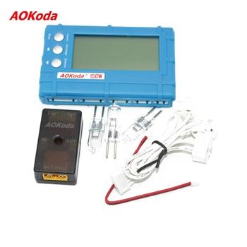 цена на AOKoda 2s-6s Lipo/Li-Fe Battery Balancer Charger/Voltage Indicator/Battery Discharger 5W/150W