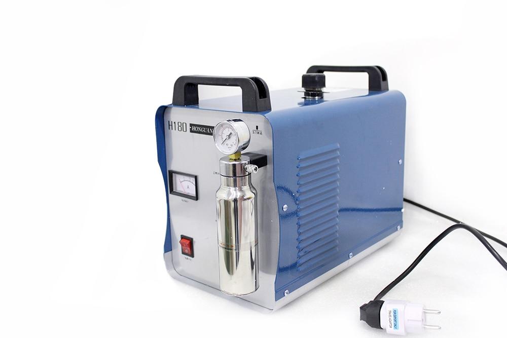 Oxygen-Hydrogen Welder Acrylic Flame Polishing Machine Torch Polisher 75L//h H160