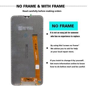 Image 2 - Pantalla LCD Original AMOLED de 5,8 pulgadas para Samsung Galaxy A20e, SM A202F/DS A202 A202DS con Marco, pantalla táctil, montaje digitalizador + Paquete de Servicio