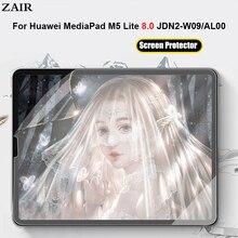 Paper Like Film For Huawei MediaPad M5 Lite 8.0'' Matte PET Film For Huawei M5Lite 8.0 JDN2-W09 JDN2-AL00 Screen Protector