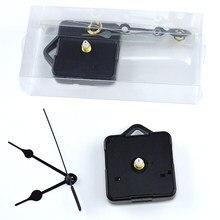 JF002 Stille Große Wand Quarzuhr Bewegung Mechanismus Handgemachte Kit Set Uhr Core Mit Box Für Harz Silizium Formen