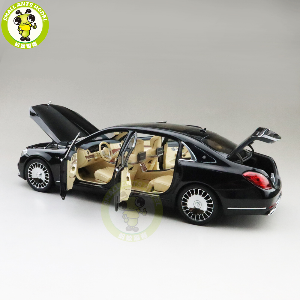 1/18 Almost Real S CLASS S-CLASS S650 2019 Diecast Model Car Toys Boy Girl Gifts