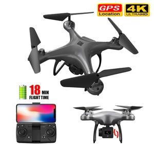 Drone 4k 5G WiFi RC Dron 18 mi