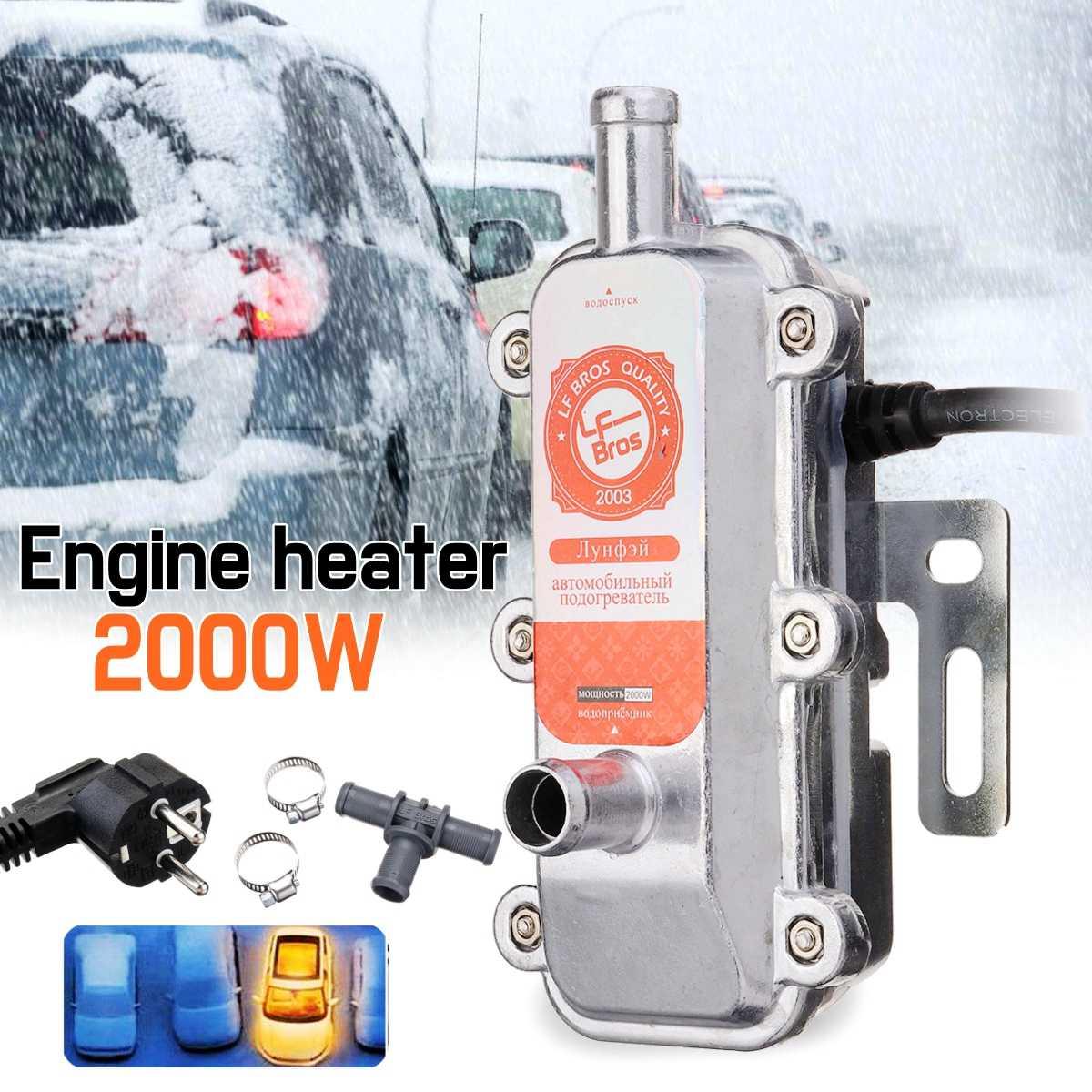 Heater Motor-Caravan Car-Engine 2000W 220V Not-Web-Asto For Eberspacher Newest