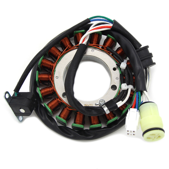motorcycle stator coil for Yamaha 5UH-81410-00 2P5-81410-00 5KM-81410-00 5GH-81410-00 5ND-81410-00 YFM35BA FBruin 350 2WD