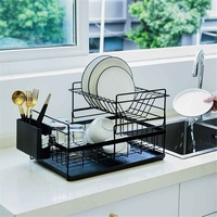 Cutlery Rack Storage Bowl Dishutlery Rack Storage Bowl Dish Rack Storage Box Tableware Kitchen Organize Tool Can Be Drain Racks
