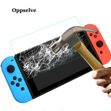 Oppselve 9H Tempered Film Glass Screen Protector Cover Protection For Nintend Switch Toughened Accessories
