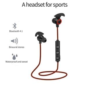 Image 3 - Sem fio bluetooth fones de ouvido com cancelamento de ruído ativo esportes fones de ouvido in ear fones de ouvido com microfone para samsung huawei xiaomi